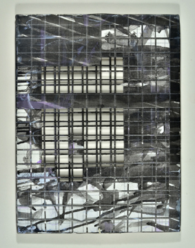 Sin titulo, de la serie Pinturas que nacen muertas. Ernesto García