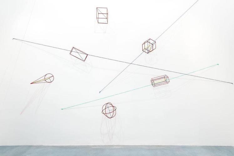 La lección de geometría (2018) Detalle