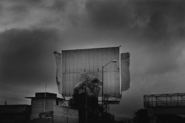 Escenario, revelado cromógeno, 160 x 240 cm, 2010